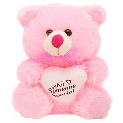 Kashish Toys Pink Teddy Bear
