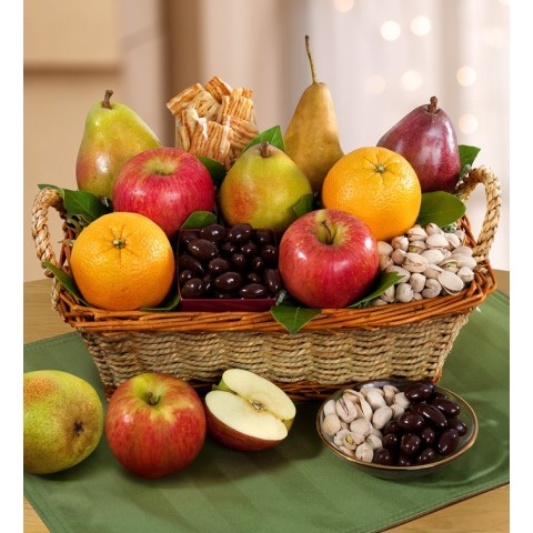 Modesto Valley Fruit and Nut Gift