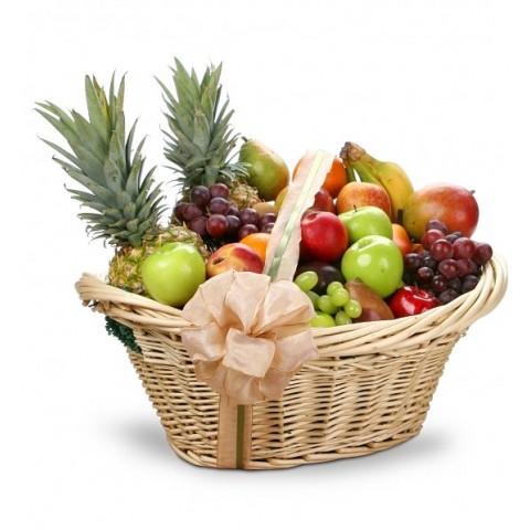First Class Fruit Basket
