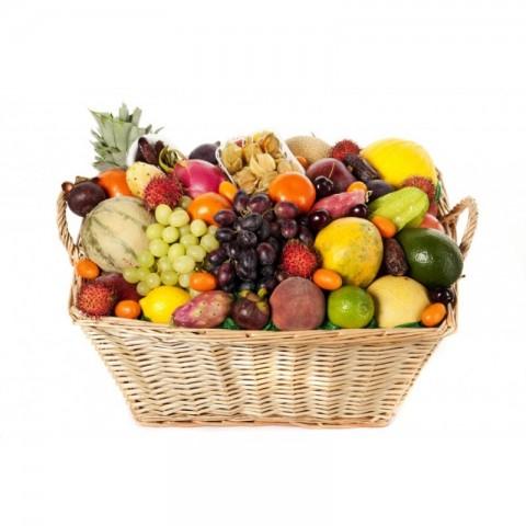 King Premier Fruit Basket