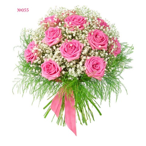 Star-like Bouquet