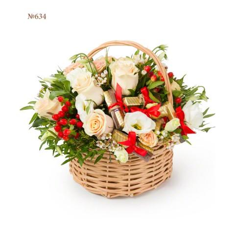 Sweet Love in the Basket