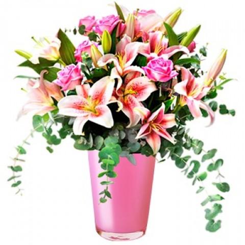 Heartwarming Pink