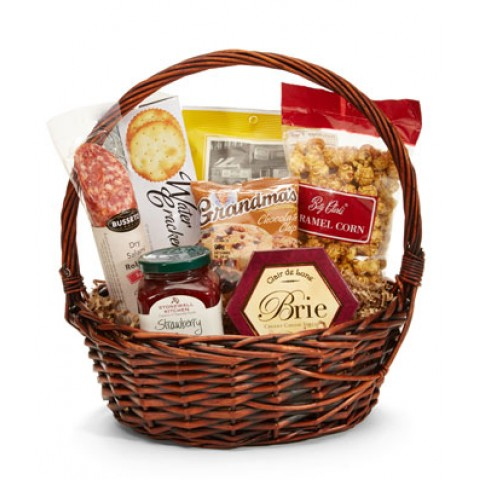 The Perfect Gourmet Basket