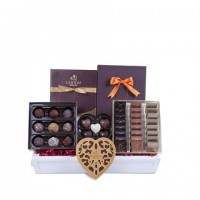 The Choice Selected Godiva Chocolate