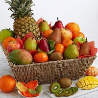 Signature Fresh and Dried Fruit Gift