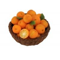 Orange in the Basket