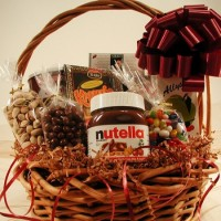 For Mother's Gift Basket