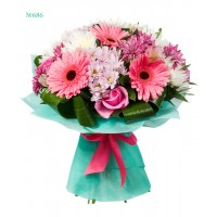Classical Round Bouquet