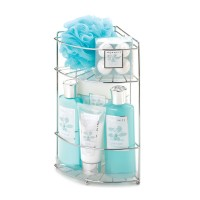 Ocean Oasis Bath Caddy Spa Set