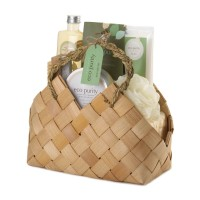 Green Tea And Bergamot Spa Set