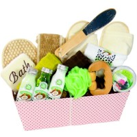 Coconut Spa Basket