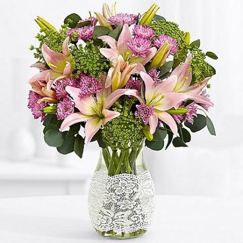 Galantic Asiatic Bouquet