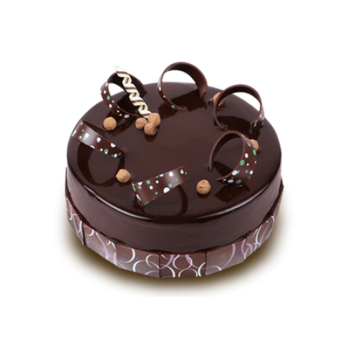 Chocolate Mousse Deluxe