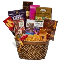 Chocolate Comfort Basket