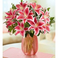 Stunning Pink Oriental