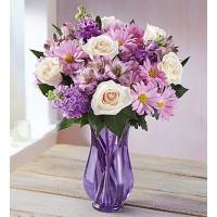 Elegant Purple Love