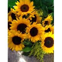 Premium garden bouquet