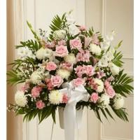 Heartfelt Pink&White