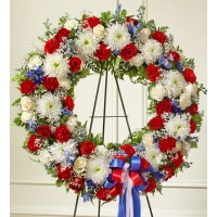 Serene Blessings Red White&Blue