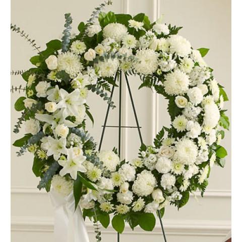 Serene Blessings White