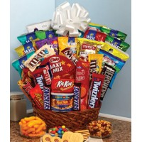 Super Sweet Snack Gift Basket
